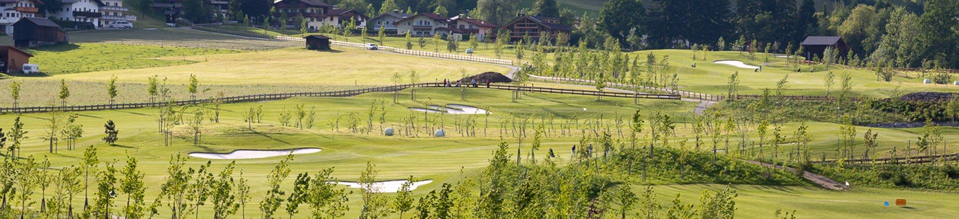 [Translate to fr:] Golfurlaub Zillertal | Hotel Theresa