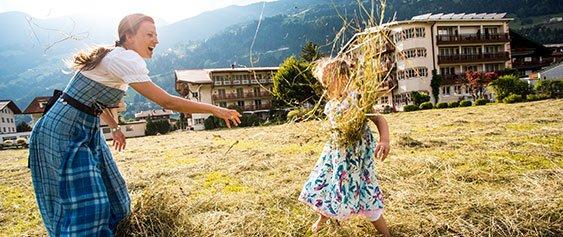 Urlaub mit Kind in Tirol Angebot