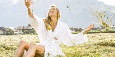Kosmetikbehandlungen mit natürlichen Inhaltsstoffen