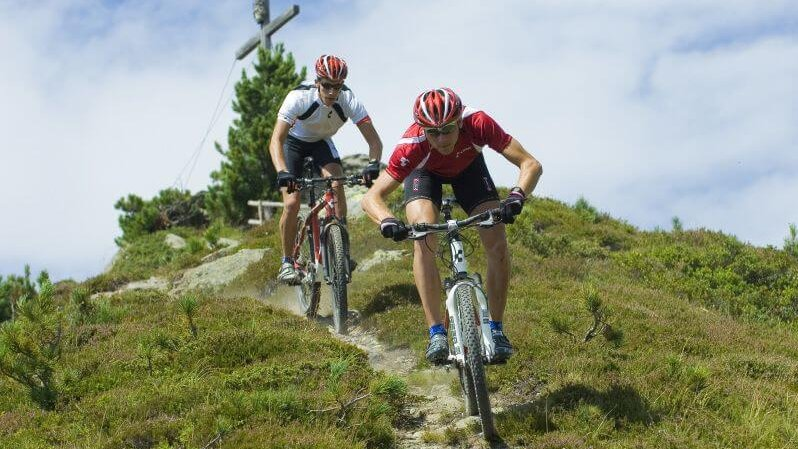 Biketour Aktivurlaub Tirol