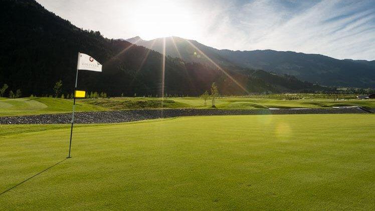 Golfanlage Zillertal in Tirol