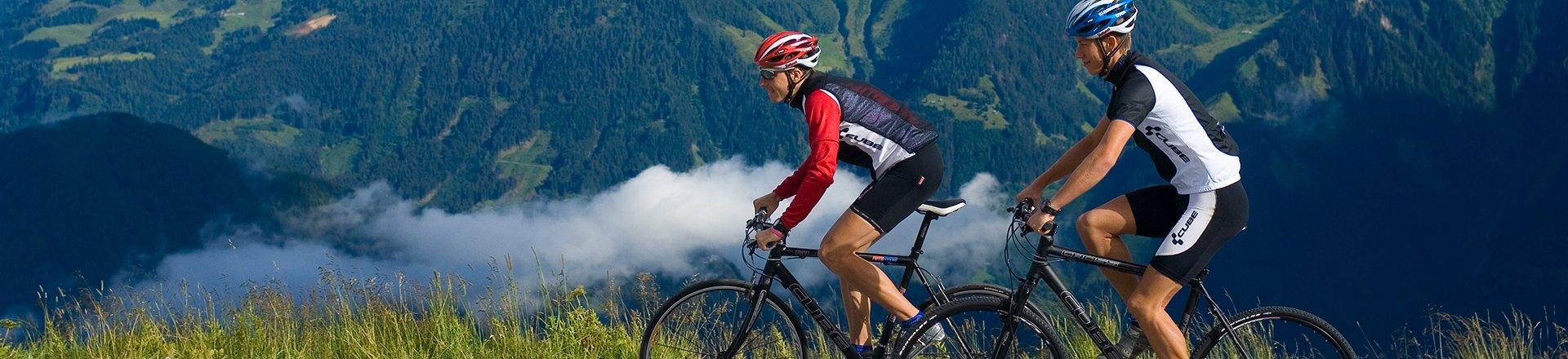 [Translate to fr:] Radfahren | Zillertal