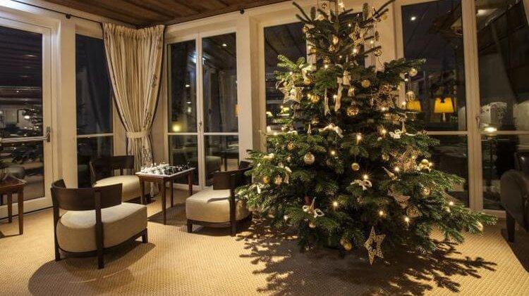 Weihnachten feiern im Gourmethotel Theresa