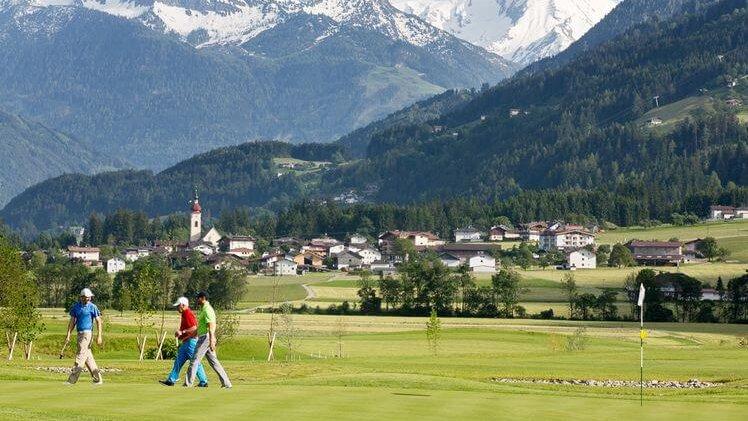 Golfurlaub Zell am Ziller