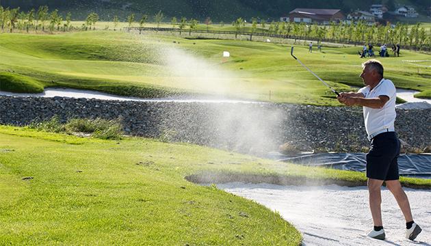 Golfclub Zillertal Wellnesshotel Theresa