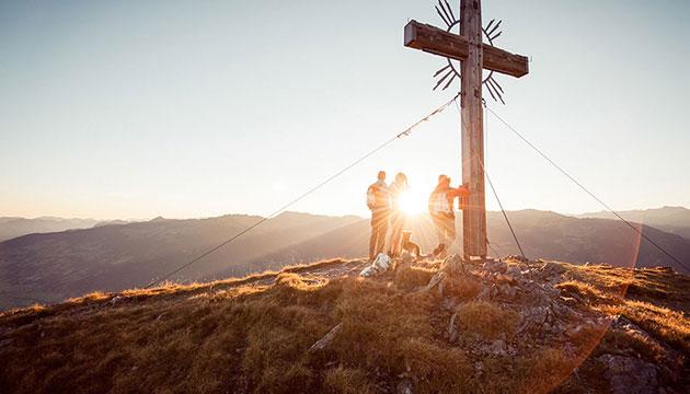 Zillteral Wandern Bergherbst