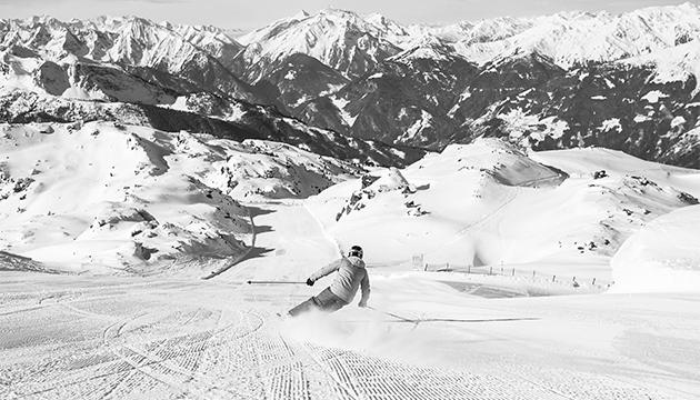 Skifahren Zillertal im Winterhotel Theresa