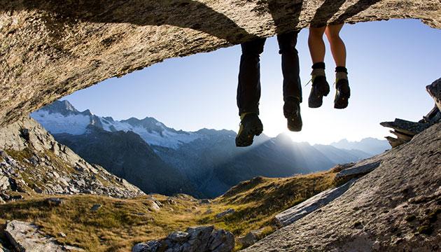 Zillertal Bergwelt Sommer in Tirol