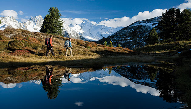 Zillertal Ausflugsziele Arbiskogel