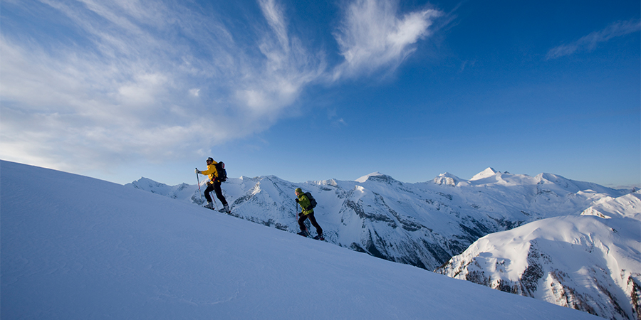 Skitour im Zillertal