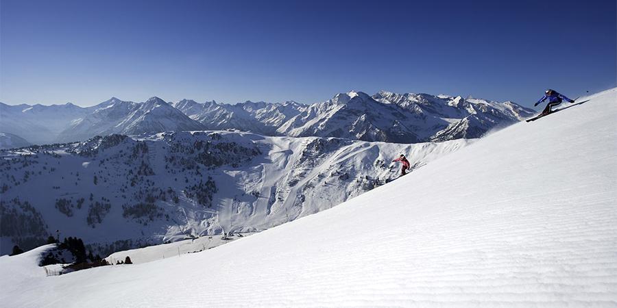 Telemark im Zillertal