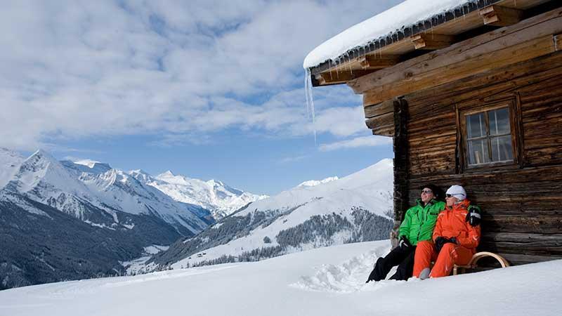 Winterwunderland im Zillertal
