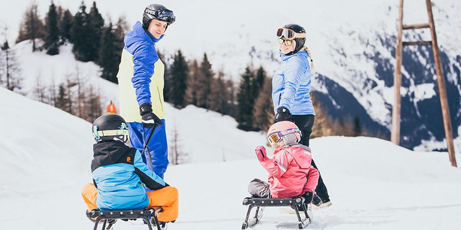Skiurlaub Gerlos Zillertal