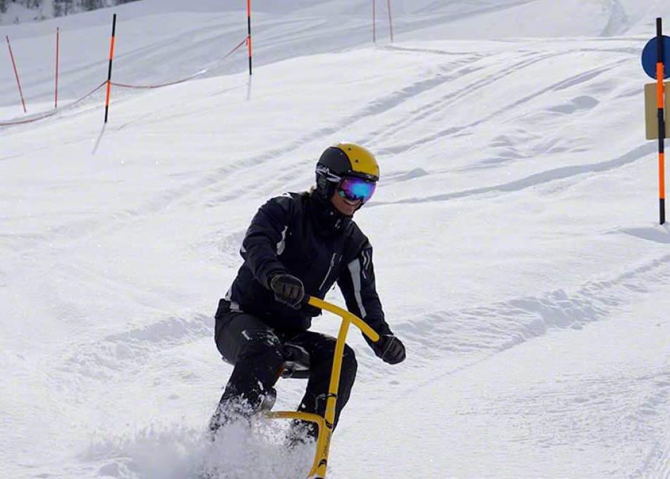 Snowbike | Winterurlaub im Zillertal
