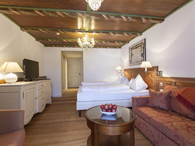 Zimmer zum Wohlfühlen Hotel Theresa
