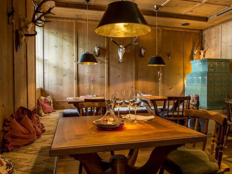 Regionale nachhaltige Küche im Hotel Theresa