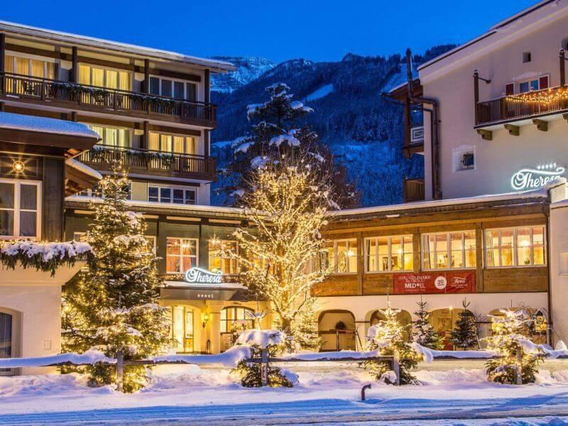Winterzauber im Romantikhotel Theresa