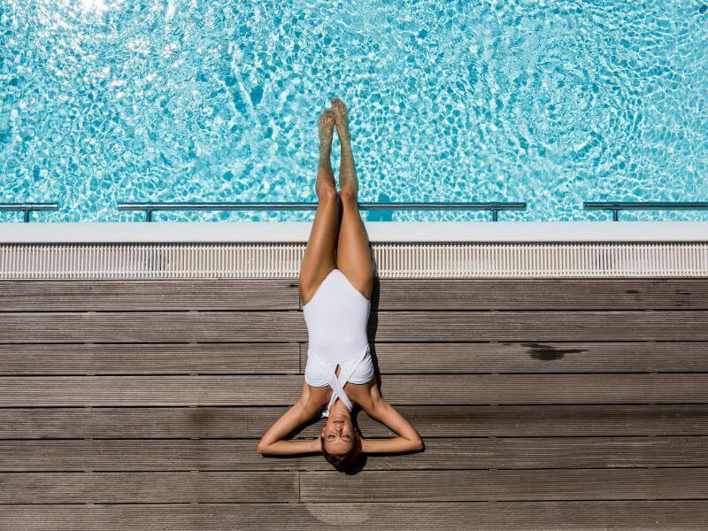 Pools im Wellnesshotel Theresa im Zillertal