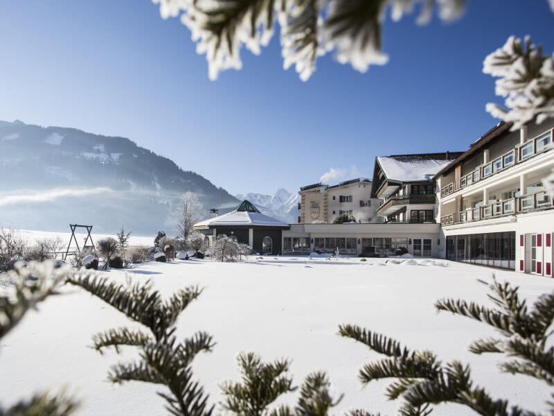 Winterurlaub im Wellnesshotel Theresa