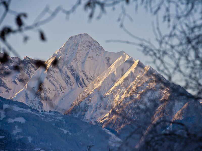 Schneegipfel Zillertal Region