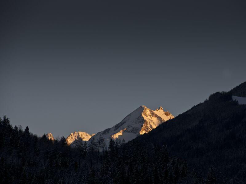 Sagenhafte Bergwelt im Zillertal