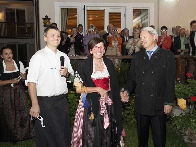 50iger Feier im Hotel Theresa in Zell