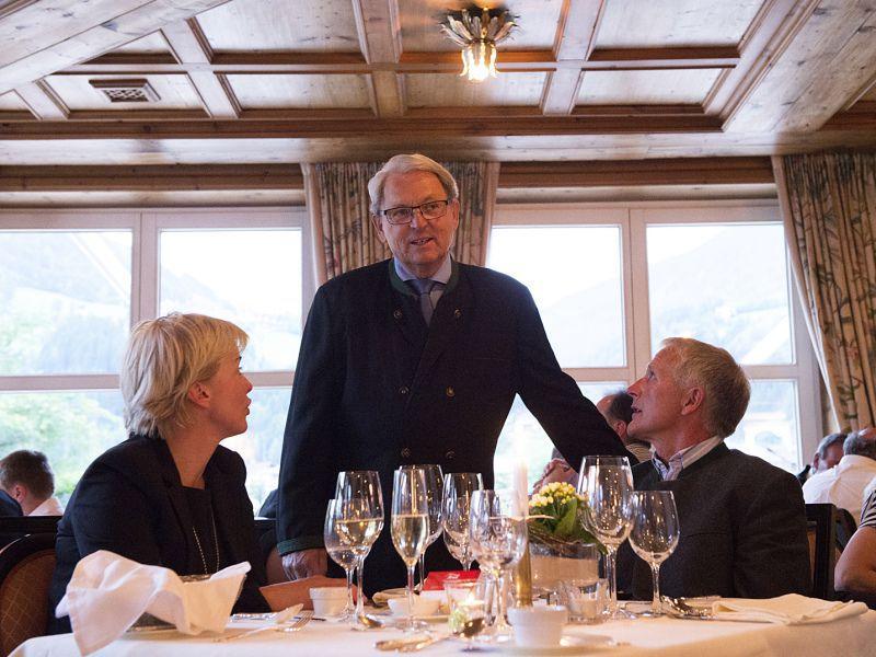 50 Jahr Feier im Hotel Theresa in Zell