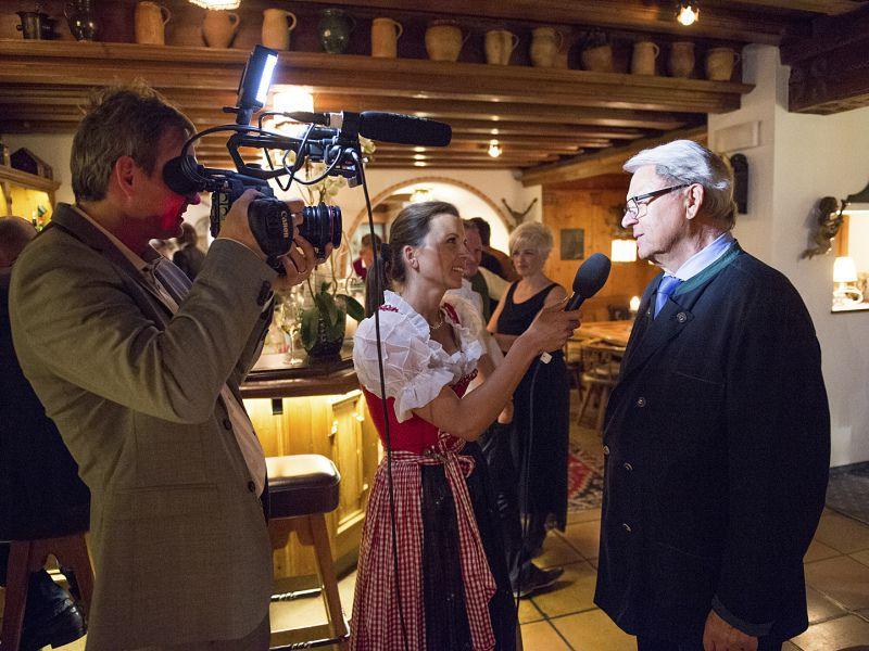 50 Jahr Feier im Hotel Theresa in Zell am Ziller