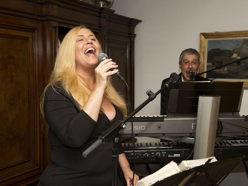 Live Musik 50 Jahr Feier im Hotel Theresa in Zell am Ziller