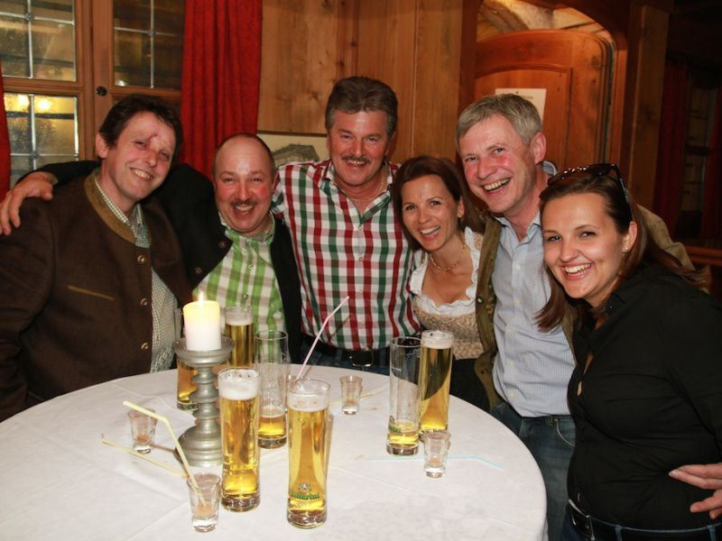 Toni Keller Revival im Hotel Theresa in Zell am Ziller