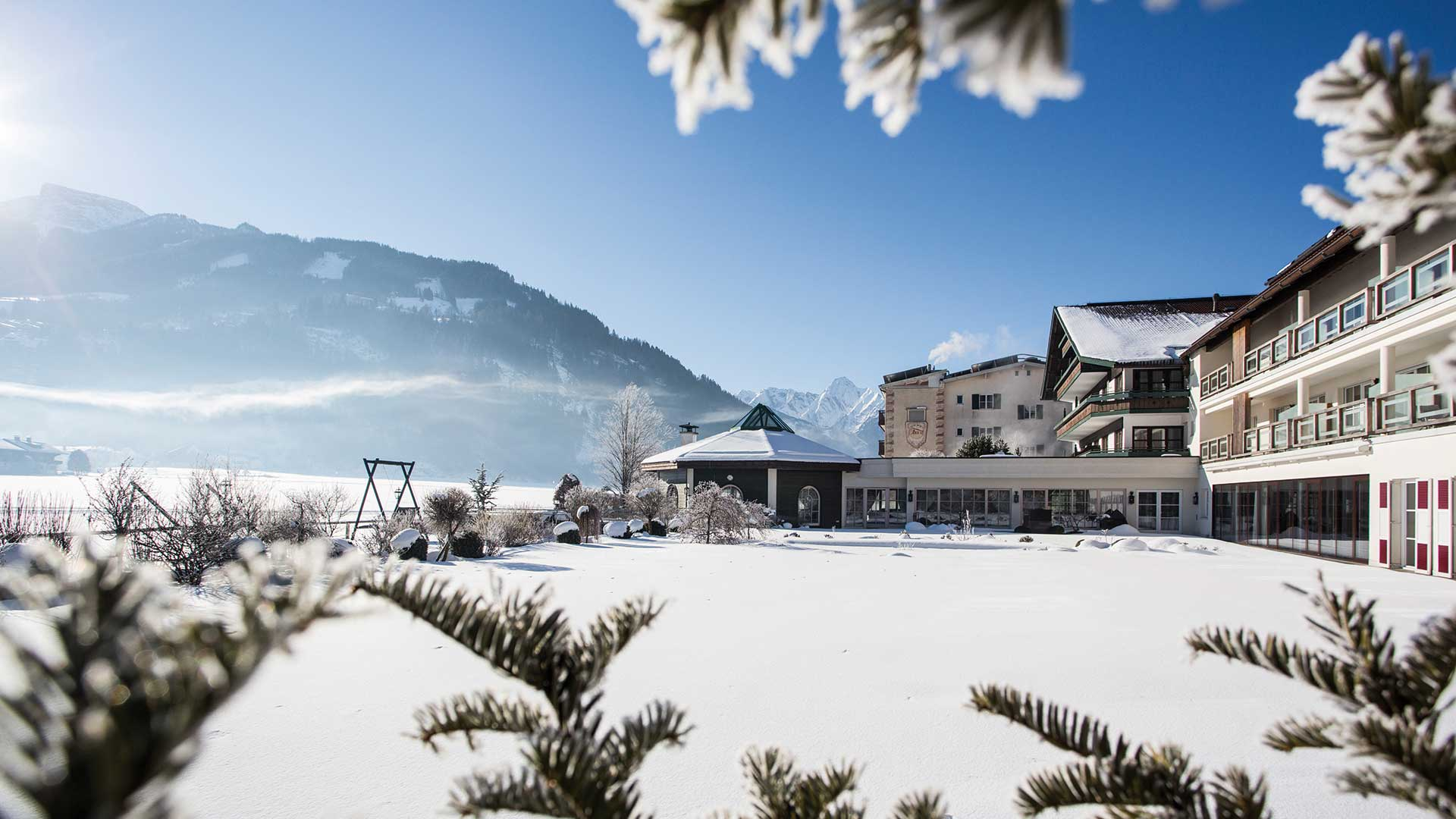 Winterurlaub im Hotel Theresa