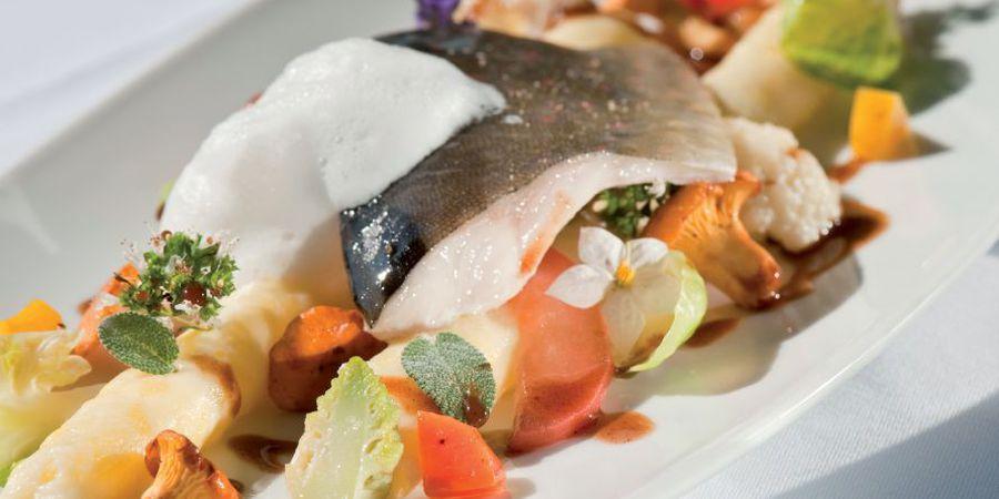 Kulinarik im Hotel Theresa mit regionalen Produkten