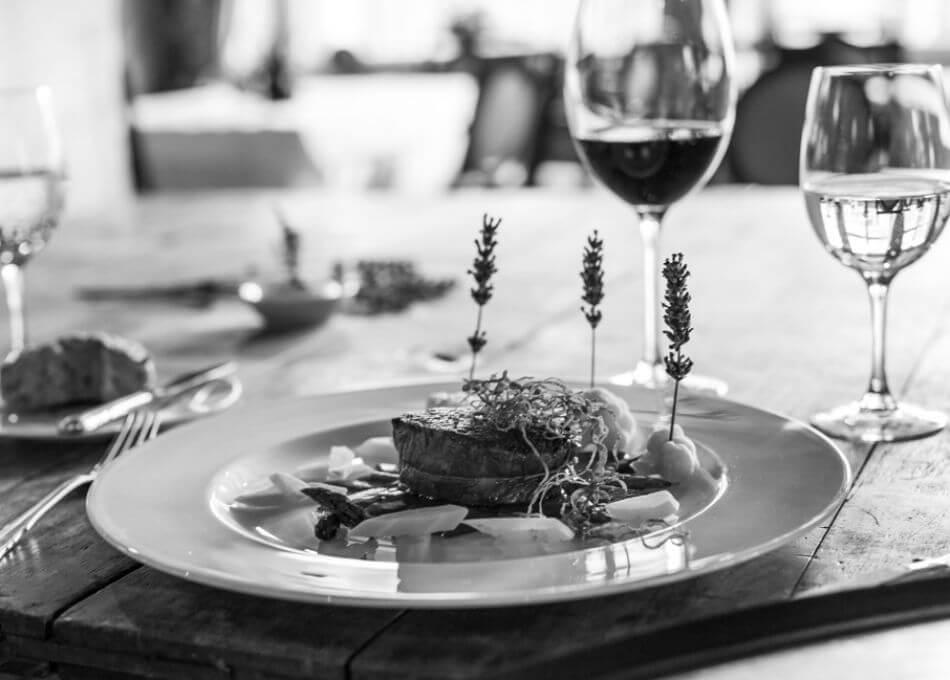 Kulinarische Highlights im Gourmethotel Theresa