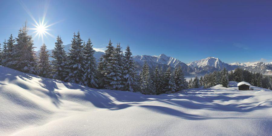 Winterlandschaft Zillertal | Hotel Theresa