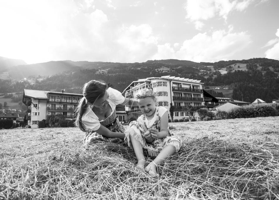 Kinderurlaub im Familienhotel Theresa