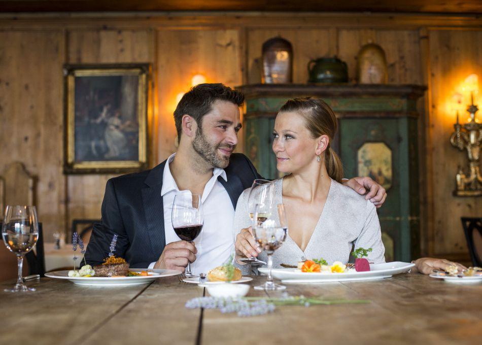 Pauschale für Verliebte Romantikhotel Theresa