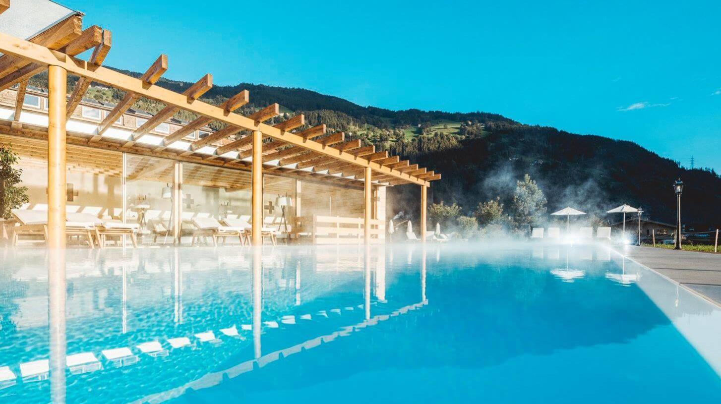 Aquawelt Pool Wellnesshotel Theresa