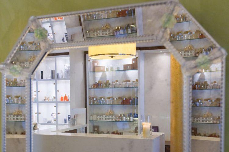 Hochwertige Kosmetikprodukte im Wellnesshotel Theresa
