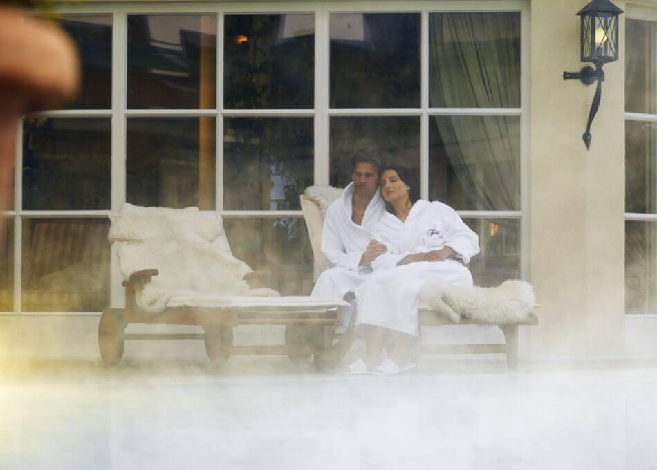 Wellnesswochenende für Verliebte in Tirol