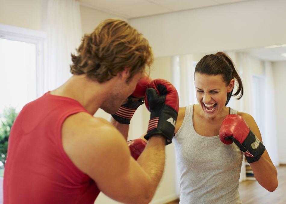 Fitnessprogramm im Sporthotel Theresa