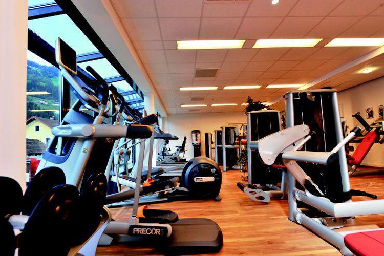 Fitness im Sporthotel Theresa Tirol