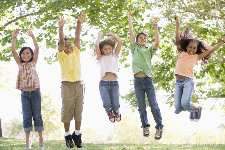 Programm für Kinder im Familienhotel