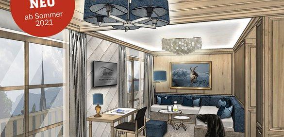 Suite | Hotel Theresa im Zillertal